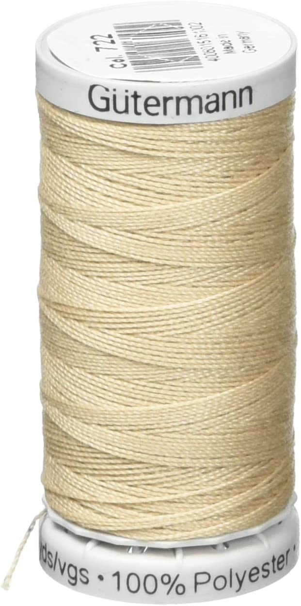 Gutermann 724033-339 Thread Extra Strong 110 Yards-Dark Midnight