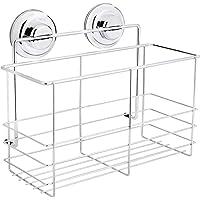 DIFEN Deep Shower Shelf Caddy Storage Basket Shampoo Conditioner Holder H8280505
