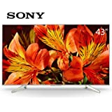 Sony 索尼 KD-43X8500F 4K超清安卓智能网络液晶平板电视(亚马逊自营商品, 由供应商配送)