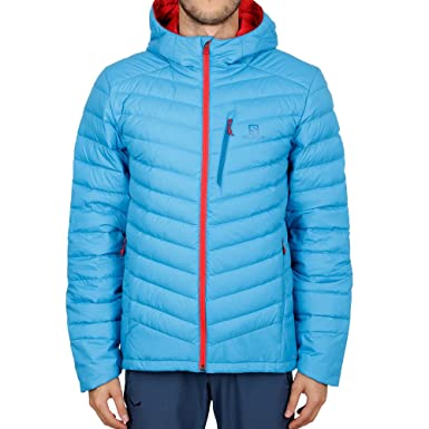 Outdoor Jacket Men Salomon Halo Down Hooded Jacket: Amazon
