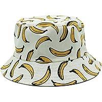 Corwar Sombrero de pescador Sombrero de doble cara