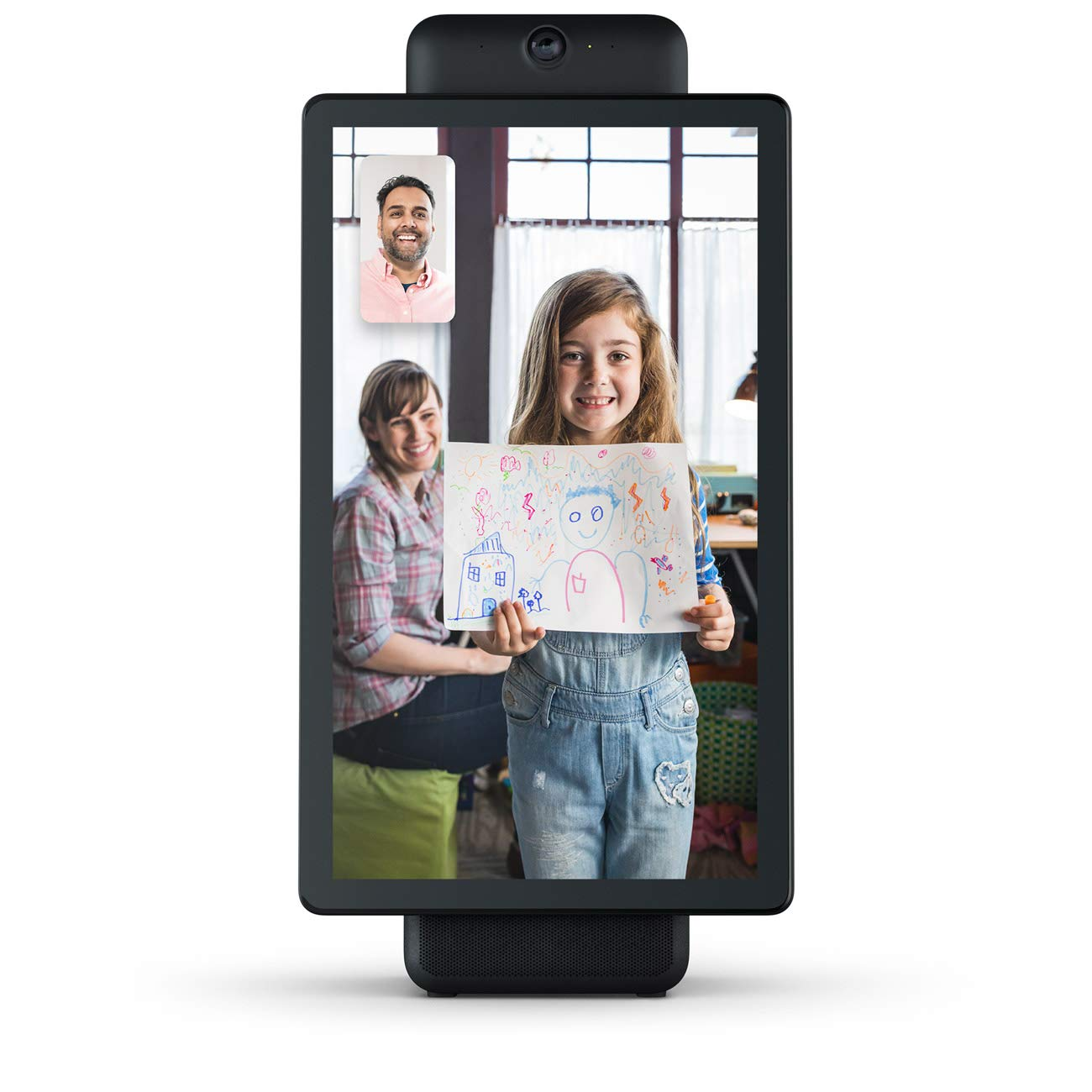 Portal Plus from Facebook. Smart, Hands-Free Video Calling with Alexa Built-in by Facebook
