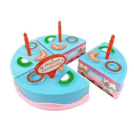 Outtybrave - Juego de cocina para tartas de cumpleaños ...