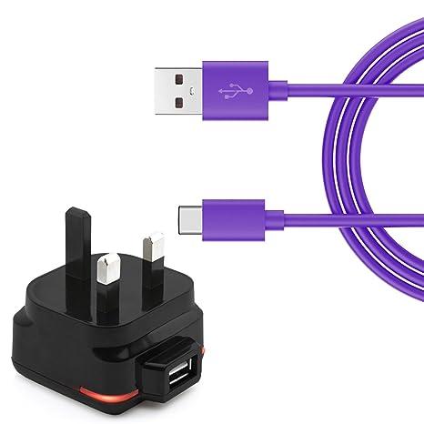 USB 2.0 tipo C USB-C y sincronización Cable de carga Conecte ...
