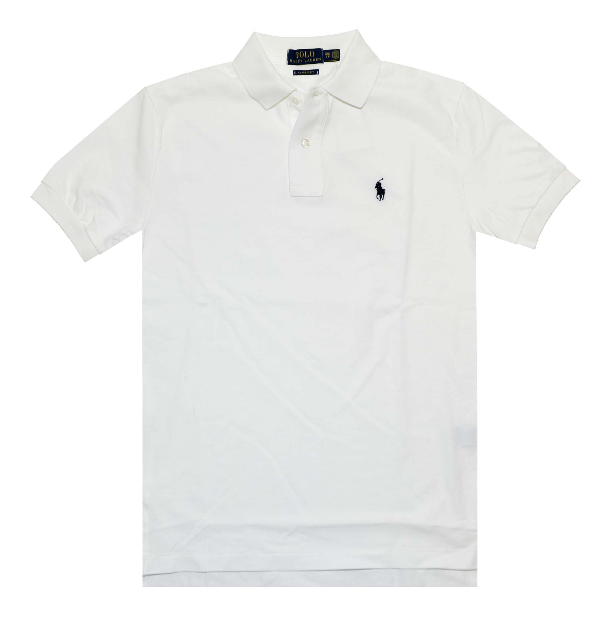 fca0448ed Galleon - Polo Ralph Lauren Men Classic Fit Mesh Polo Shirt (Small, White  7105)
