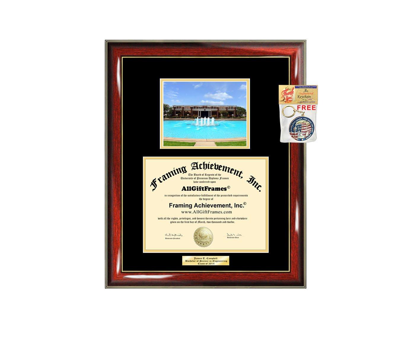 Amazon.de: Diplom Rahmen UCF Universität von CENTRAL FLORIDA ...