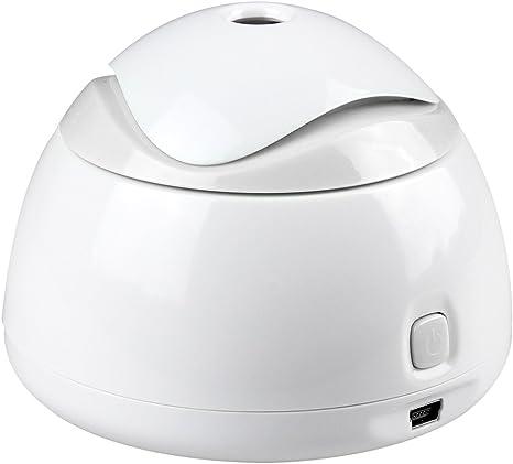 Tera Mini humidificador de Vapor Agua-Aire del Difusor Purificador de Atomizador y Vaporizador con Cable USB para ...