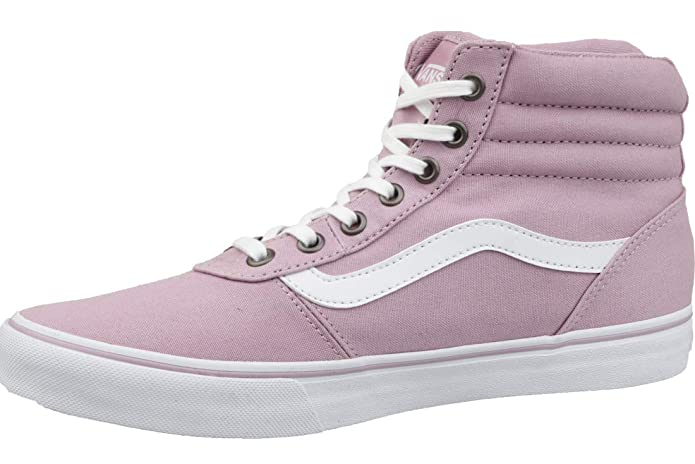 Vans Damen WM Maddie Hi VA3IL3K4B Hohe Sneaker, Pink, 37 EU