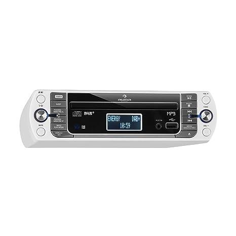 Woerltronic UR2006R Cucina Radio con guardare