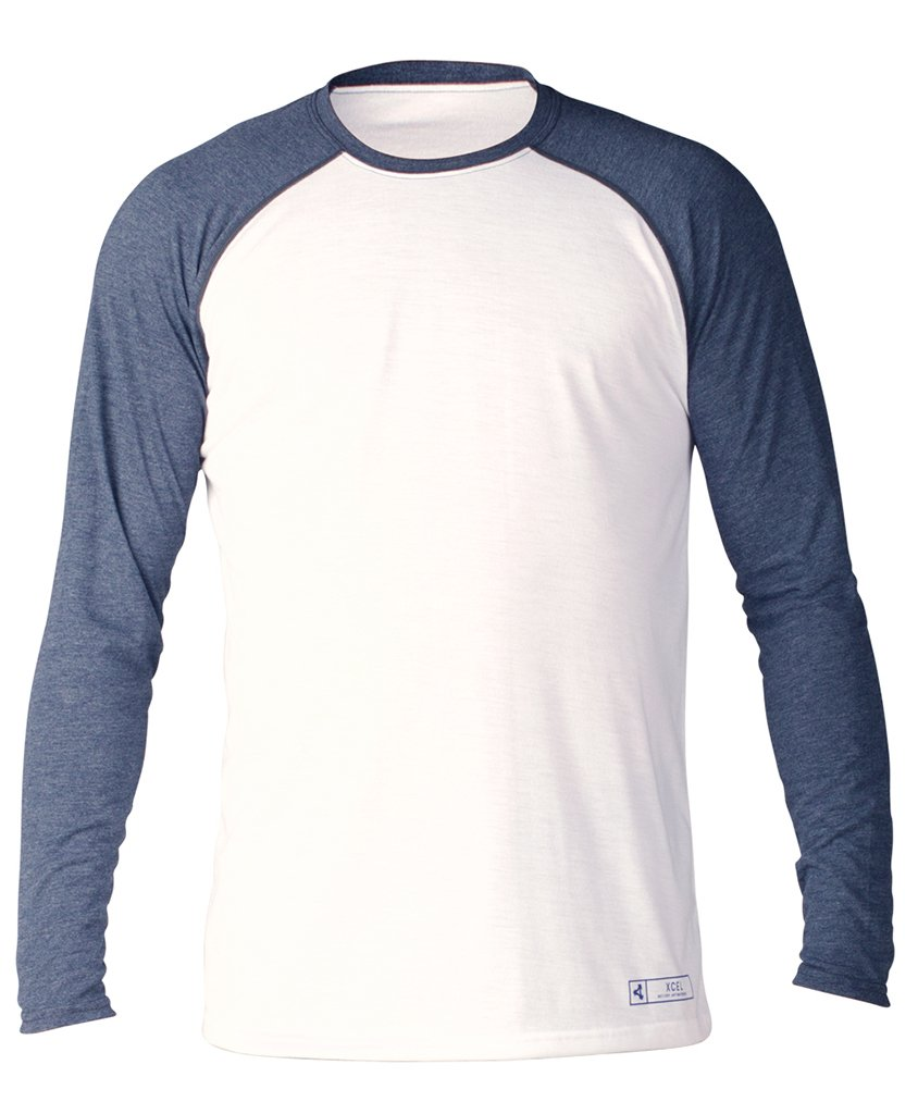 メンズXcel ThreadX L / S Rashguard B01M2UU5N6 X-Large