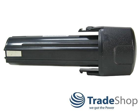 Trade-Shop Premium AKKU 3,6V 2000mAh Li-Ion für AEG SE3.6 SL3.6 Kompaktschrauber