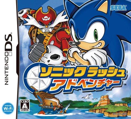 Sonic Rush Adventure [Japan Import]