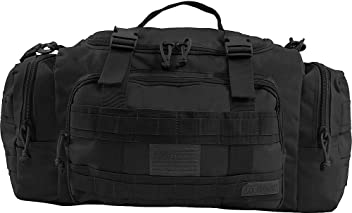 Highland Tactical Brand Winchester Black Tactical Bag - HL-SD-92-BK