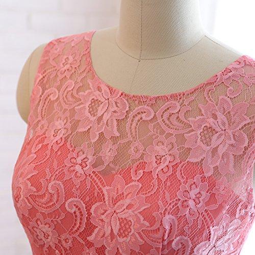 Vestido Vestido Para Jinxuanya®®® Para Mujer Jinxuanya®®® Jinxuanya®®® Coral Mujer Coral qPWYtt