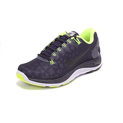 the best attitude 1596f 24889 NIKE LUNARGLIDE + 5 (WMNS) Baskets Femme 615980-508-36.5-6 Noir   Amazon.co.uk  Shoes   Bags