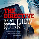 The Directive | Matthew Quirk