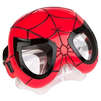 Eolo - SPIDERMAN Máscara buceo infantil (ColorBaby 53479)