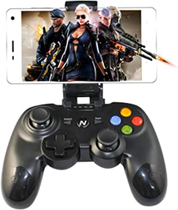 Shoplease Mando Inalámbrico para Juegos, Bluetooth Game Controller ...