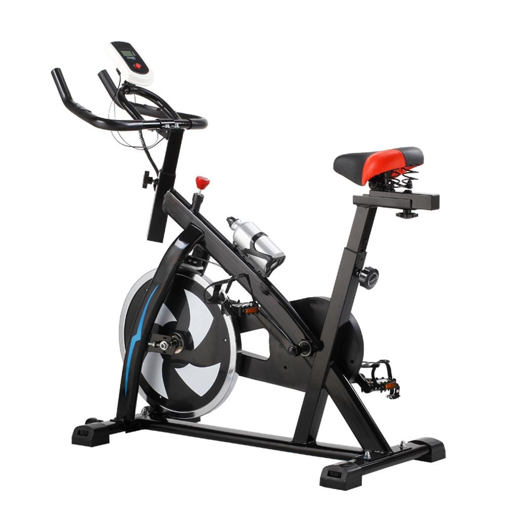Domybest Bicycle Cycling Fitness Gym Exercise Stationary bike Cardio Workout Home In