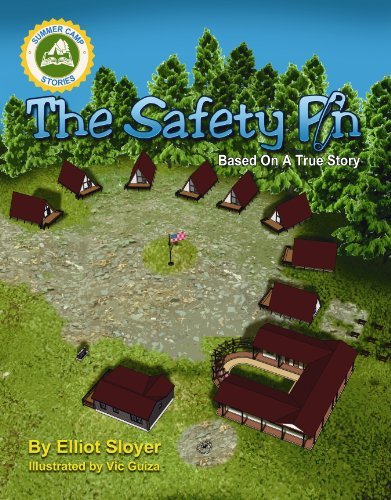 Safety Pin Based Summer Stories ebook product image