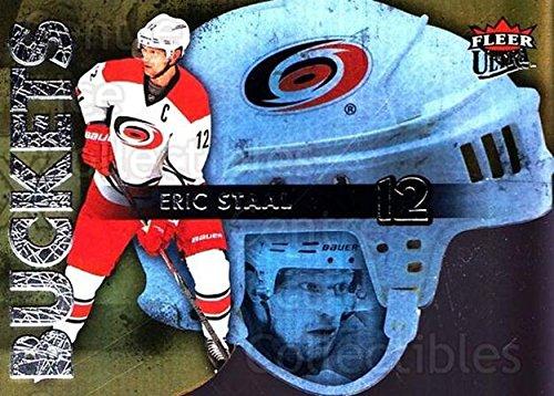 (CI) Eric Staal Hockey Card 2014-15 Ultra Buckets 6 Eric Staal