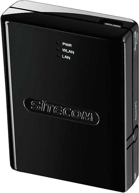Sitecom WLX-2004 - Adaptador de Red para Smart TV, Negro: Amazon.es: Informática
