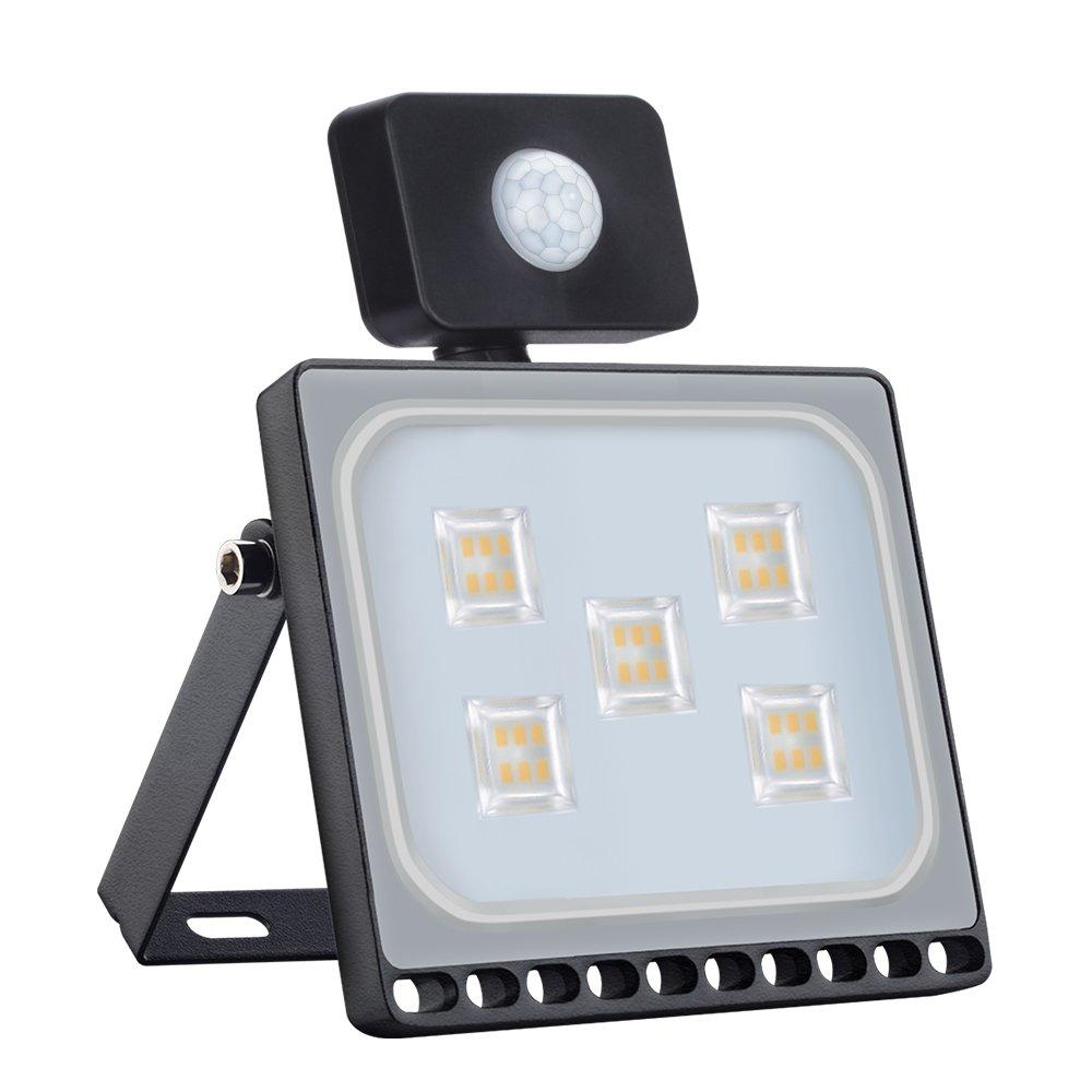 Yunt LED Bewegungs-Sensibler-Detektor-Flutlicht Scheinwerfer ...