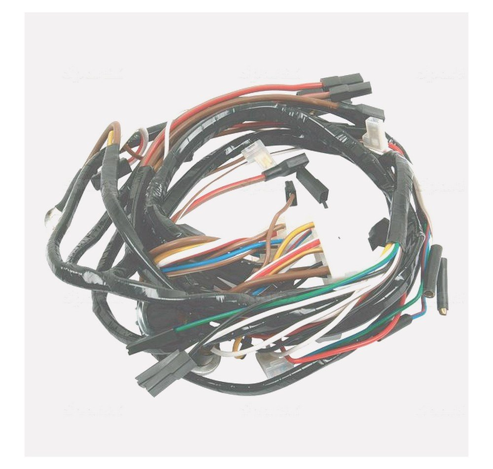 Amazon.com: Sparex, S.61981 Wiring Harness, Ford, Diesel For Ford ...