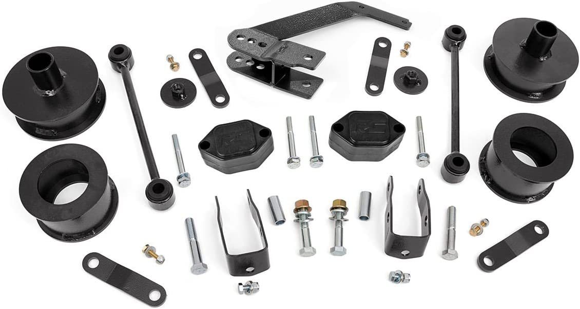 "<strong>Rough Country 2.5"" Suspension Lift Kit</strong>}"
