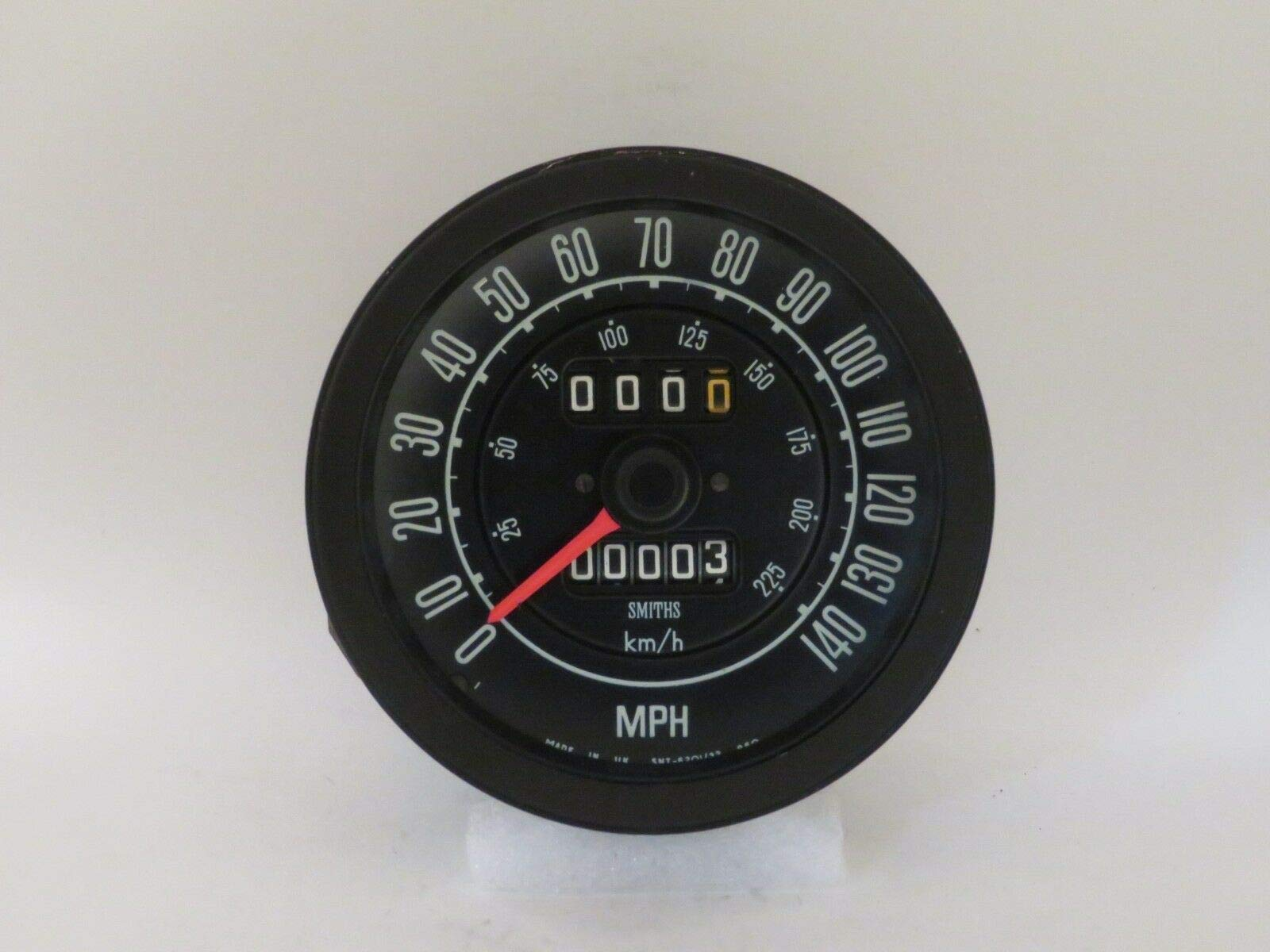 Speedometer 140MPH NOS Jaeger Brand Fits Lotus Elite SNT6201/32 by EPC