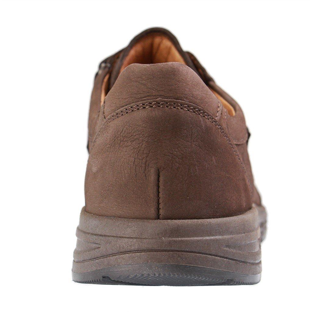 Waldlaufer Hombre Haslo Ebony Nubuck Nubuck Nubuck Zapatos 46 EU 9a353b