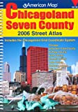 Chicagoland Seven County Street Atlas, CRREATIVE SALES CORPORATION, 0841626480