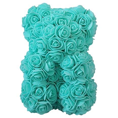 B Blesiya Oso de Rose de Peluche Regalos para Cumpleaños de ...