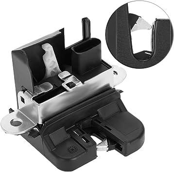 Materiale KIMISS ABS Chiusura portellone posteriore cofano posteriore Chiusura portellone posteriore 5M0827505E per 5 GTI