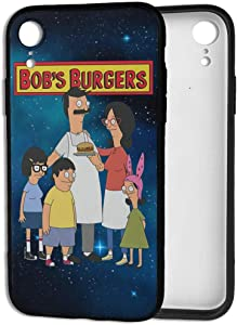 NOT Bob's Burgers Bob and Family iPhone XR Case TPU Anti-Fall Phone Cover Protective Shell