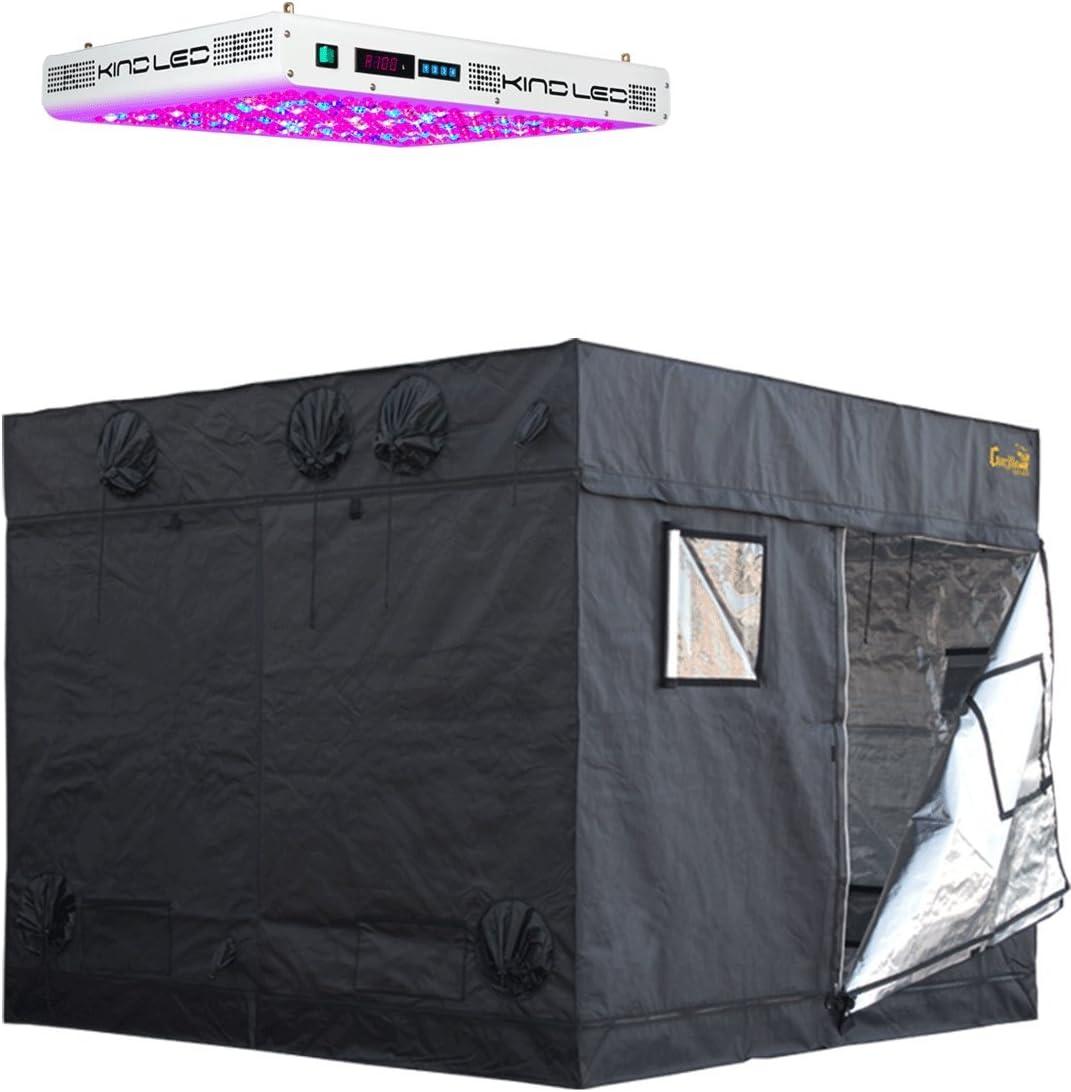 how to build a gorilla grow tent