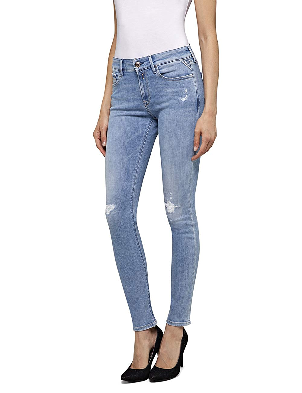 REPLAY New Luz Jeans Donna