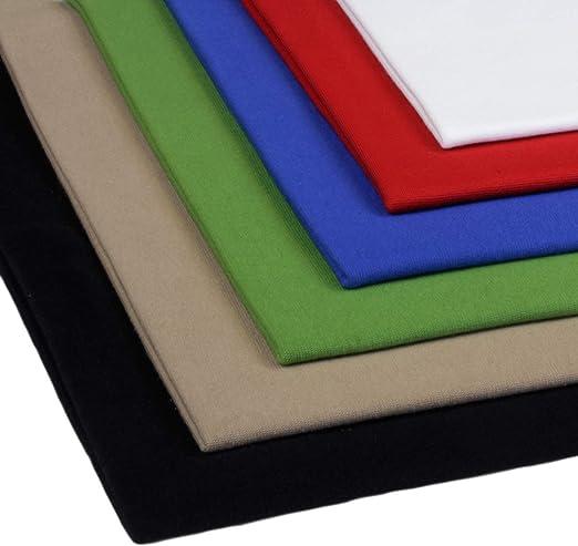 Neumann - Tela para puños (150 cm (2 x 70 cm como Tubo), 96% algodón, 5% Elastano, 1,5 m en Total): Amazon.es: Juguetes y juegos