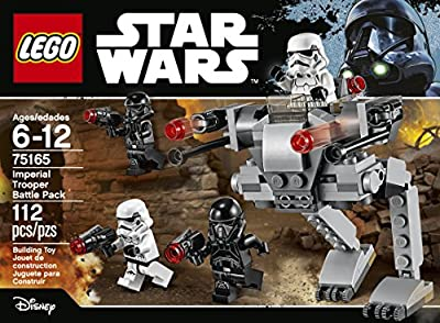 LEGO Star Wars Imperial Trooper Battle Pack 75165 Building Kit from LEGO
