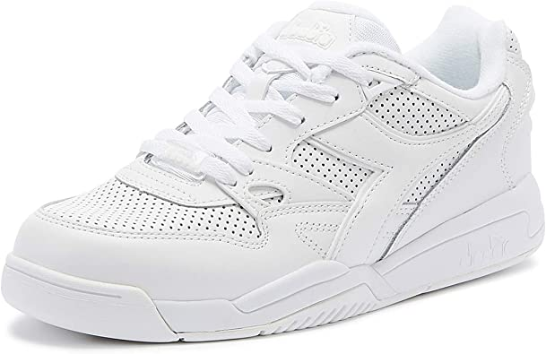 Rebound Ace Leather Trainers, White
