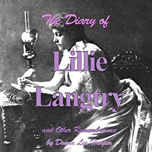 The Diary of Lillie Langtry Audiobook