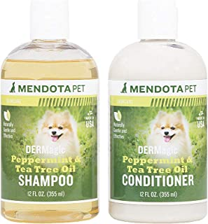 product image for DERMagic Peppermint & Tea Tree Oil Shampoo & Conditioner 12 fl. oz.