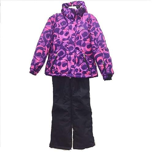 Traje de nieve de esquí cálido para niños Traje de esquí Ropa de ...