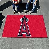 Sporting Goods : Anaheim Angels MLB Ulti-Mat Floor Mat (5x8')