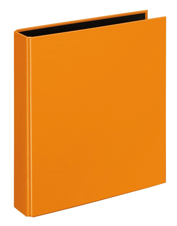 Veloflex 1151330 – Carpeta Velocolor, DIN A5, 2 anillas, color naranja