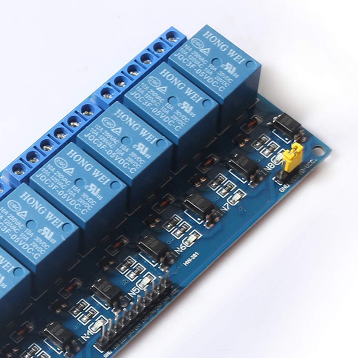 Truconnect 4 mm Enchufe de prueba Apilable oculto Amarillo