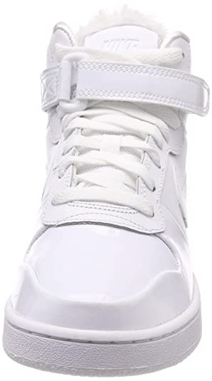 the latest 1efa8 38465 Nike Women s WMNS Ebernon Mid Prem Basketball Shoes  Amazon.co.uk  Shoes    Bags