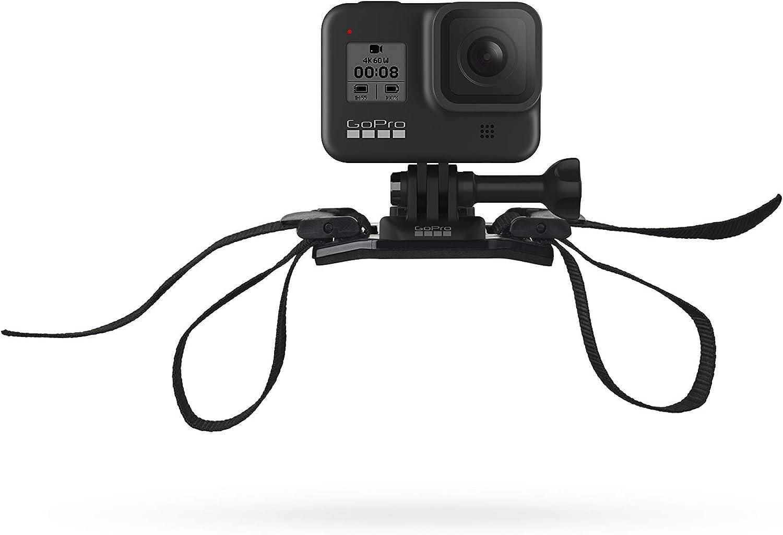 GoPro Vented Helmet Strap Mount (All GoPro Cameras) - Official GoPro Mount