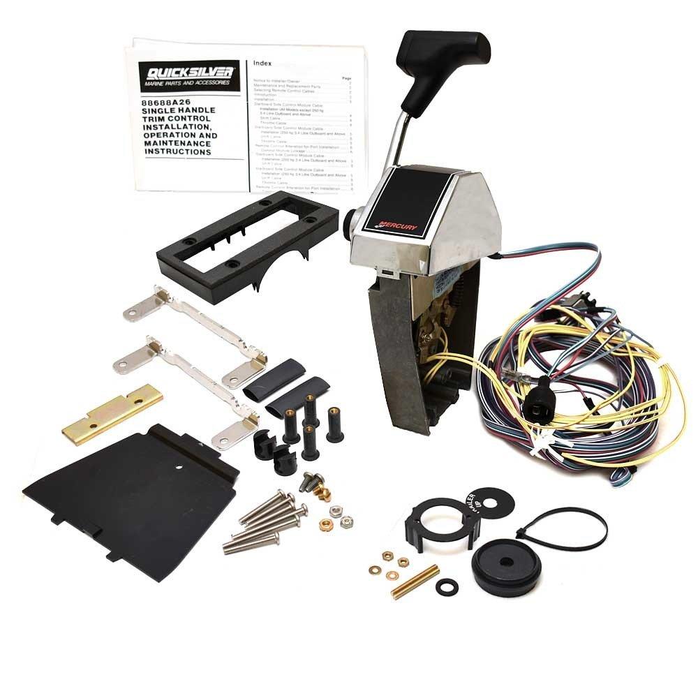 Mercury/Quicksilver Parts 88688A26 REMOTE CONTROL REMOTE CONTROL