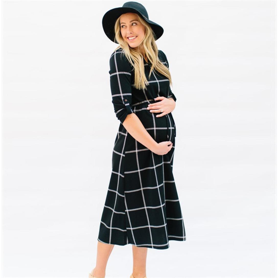8824807ec Vestido mujer Sexy ❤ Amlaiworld Vestido de mujer embarazada Accesorios de  fotografía Vestido largo casual de